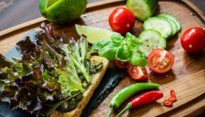 Здоровое питание растительного происхождения