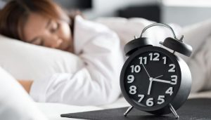 Режим дня и здоровый сон
