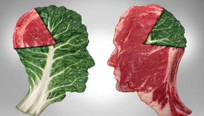 Мясо или овощи. Раздельное питание