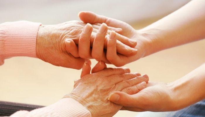 Любовь и забота о старших