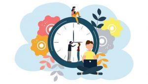 Тайм-менеджмент не оставляет времени на отдых